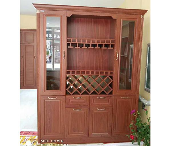 海阳铝合金酒柜