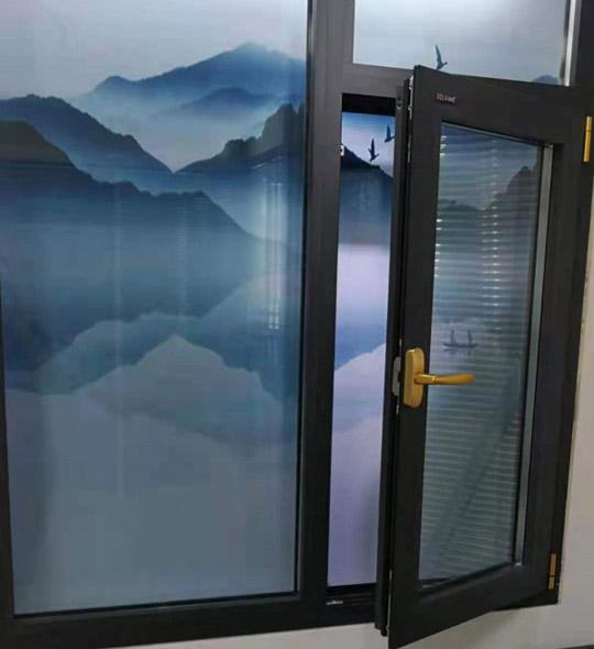 华宝系统门窗